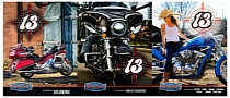 Kuryakyn 2013 Catalogs in Goldwing, Harley and Metric Flavors