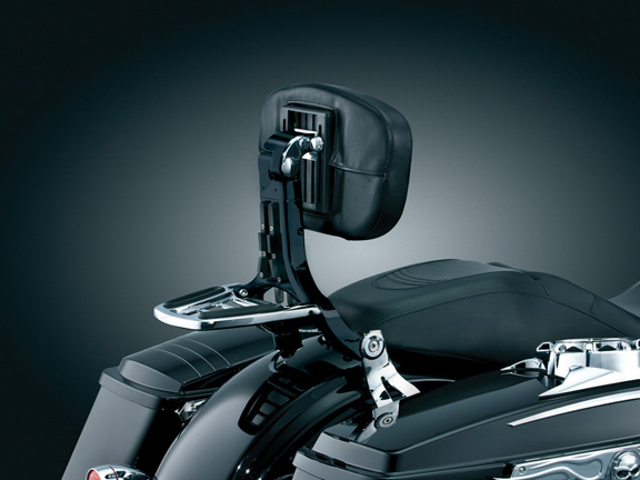 Kuryakyn Multi Purpose Backrest Recalled Autoevolution