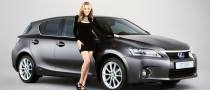 Kylie Minogue Partners With Lexus to Promote CT200h