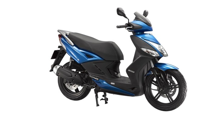 Kymco Brings Agility 16+ 200cc Scooter, Adds ABS to More Models