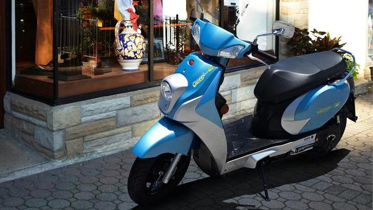 Kymco Queen 3.0EV Electric Scooter To Be Sold In Europe [Photo Gallery]