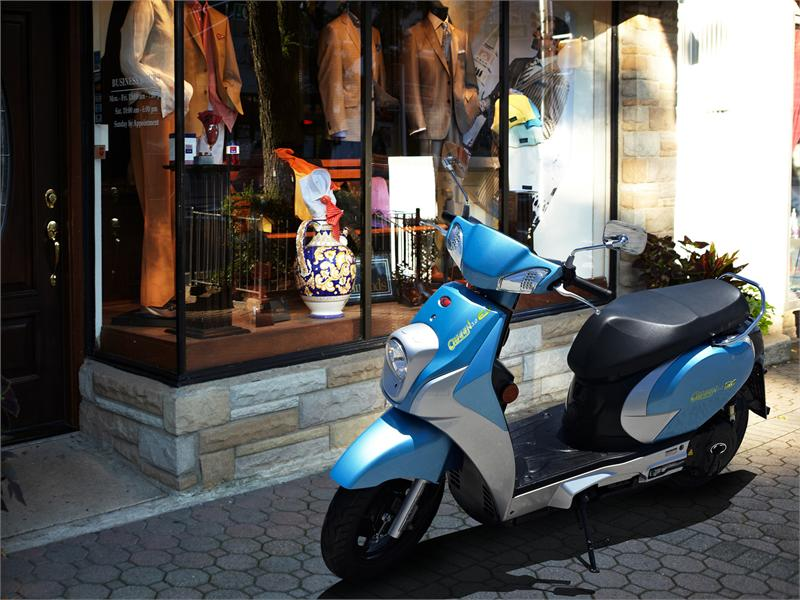 Mass Auto Sales >> Kymco Queen 3.0EV Electric Scooter To Be Sold In Europe - autoevolution