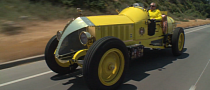 La Bestioni - The Oldest Bumblebee on Jay Leno's Garage [Video]