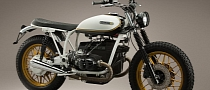 La Corona Strips Old BMW R100RS