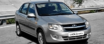 Lada Recalls 45,000 Granta Models Due to Possible Airbag Failure