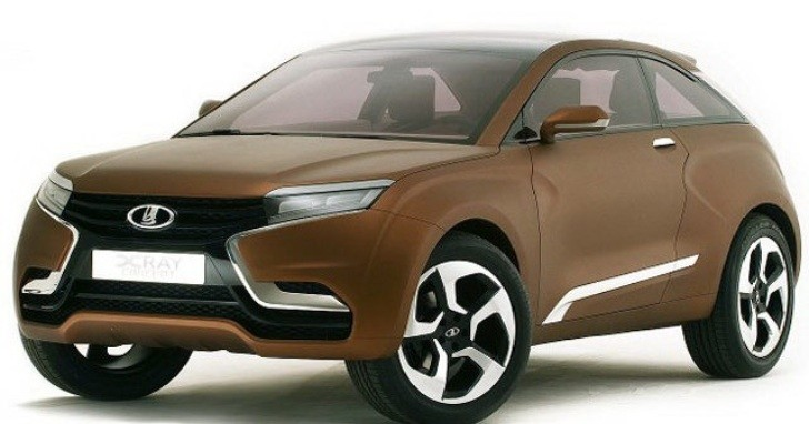 Lada Xray Crossover Unveiled [Photo Gallery]