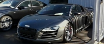 Lady Gaga Audi R8 GT Spotted in Beverly Hills? [Video]