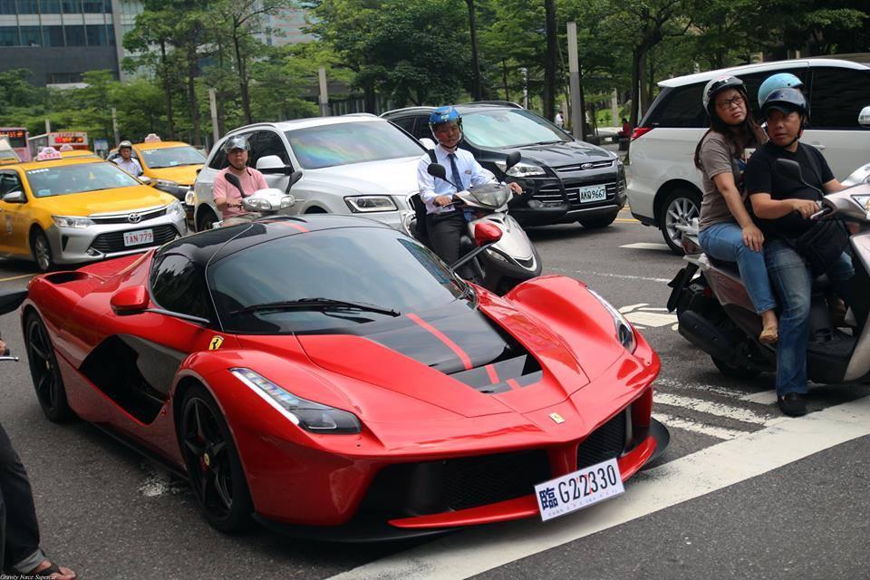 Ferrari Car Cover Red