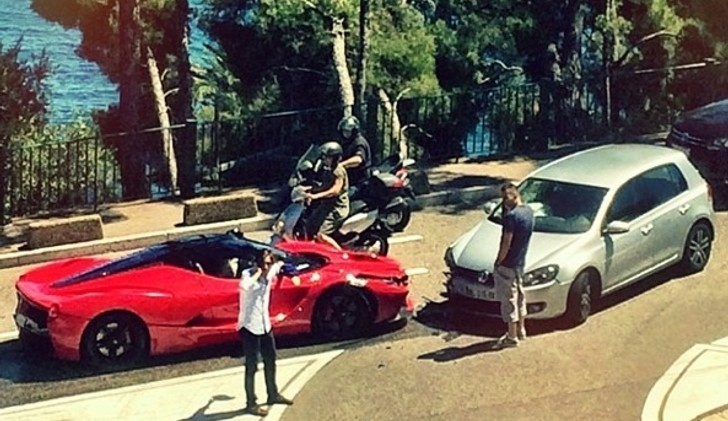 LaFerrari Has First Customer Crash in Monte Carlo [Updated ... on ferrari electric car, ferrari f100, ferrari f60, ferrari meme, ferrari aliante, ferrari ego, ferrari lamborghini mix, ferrari f750, ferrari bike, ferrari laptop, ferrari f1, ferrari f1000, ferrari of the future, ferrari concept, ferrari formula 1, ferrari cop car, ferrari logo, ferrari ff, ferrari suv,