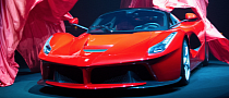 LaFerrari Makes Japanese Debut in Tokyo