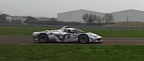 LaFerrari Spied Testing with Turbo Engine [Video]
