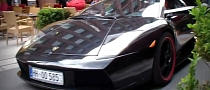 Lambo Murcielago With Straight Exhaust Sounds Awesome [Video]