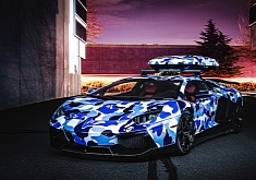 Lamborghini Aventador Becomes Fastest Ski Car Ever [Photo Gallery]