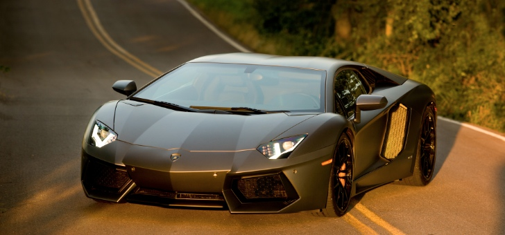 Lamborghini Aventador Confirmed for Role in Transformers 4