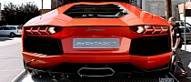 Lamborghini Aventador Delivery in US [Photo Gallery] [Video]