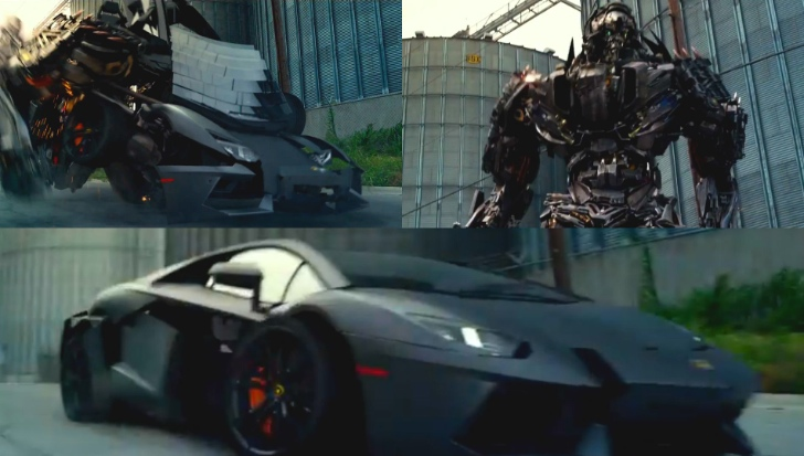 Lamborghini Aventador Is A Decepticon In New Transformers