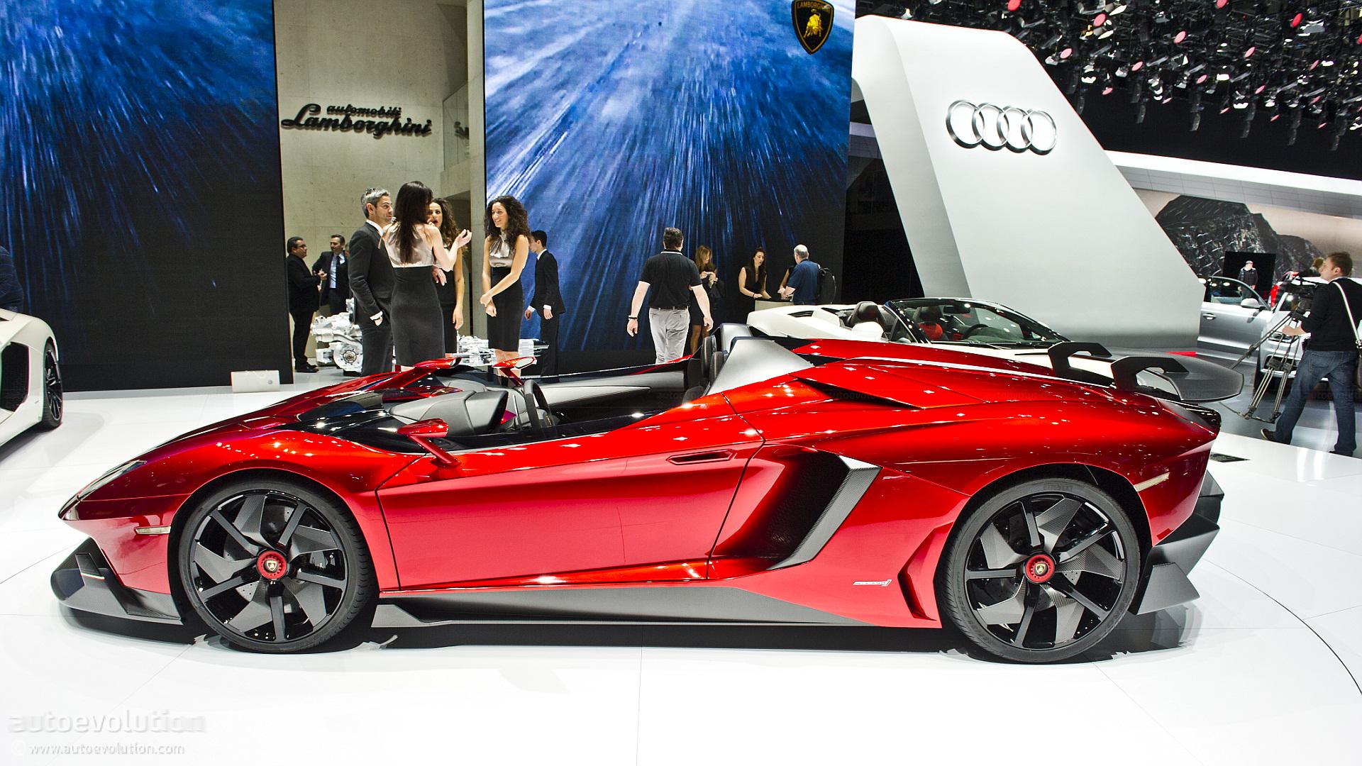 Lamborghini Aventador J Was An Internet Hit Autoevolution