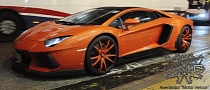 Lamborghini Aventador Molto Veloce by DMC: First Photo
