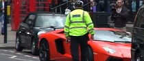 Lamborghini Aventador Pulled Over by Police for Loud Exhaust [Video]
