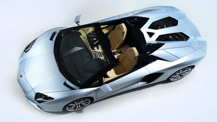 Lamborghini Aventador Roadster Already Sold Out Until Mid-2014