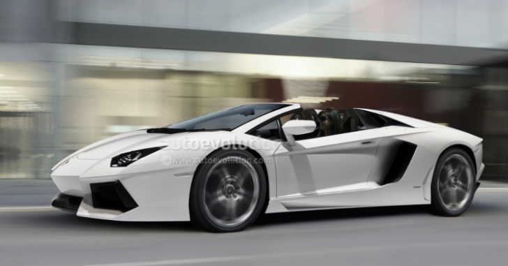lamborghini aventador roadster for sale autoevolution. Black Bedroom Furniture Sets. Home Design Ideas