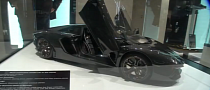 Lamborghini Aventador Scale Model Could Sell for €3.5 Million