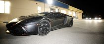 Lamborghini Aventador Shows Its Face on Facebook