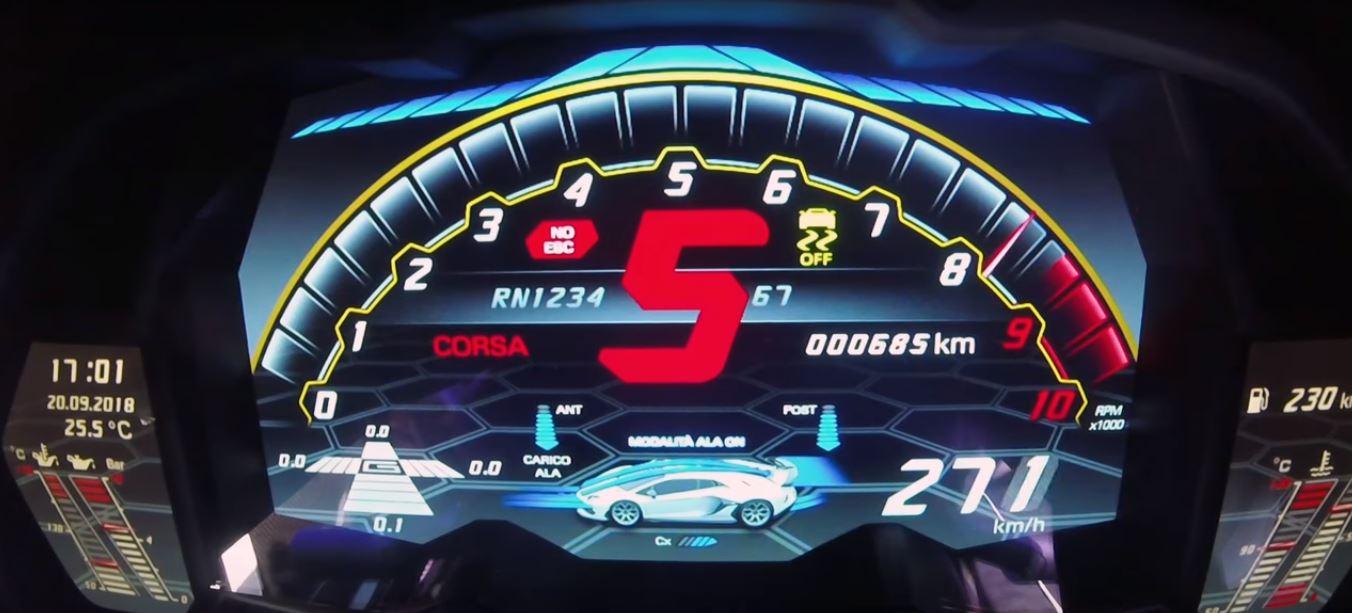 Lamborghini Aventador Svj Vs Mclaren 720s Acceleration Comparison