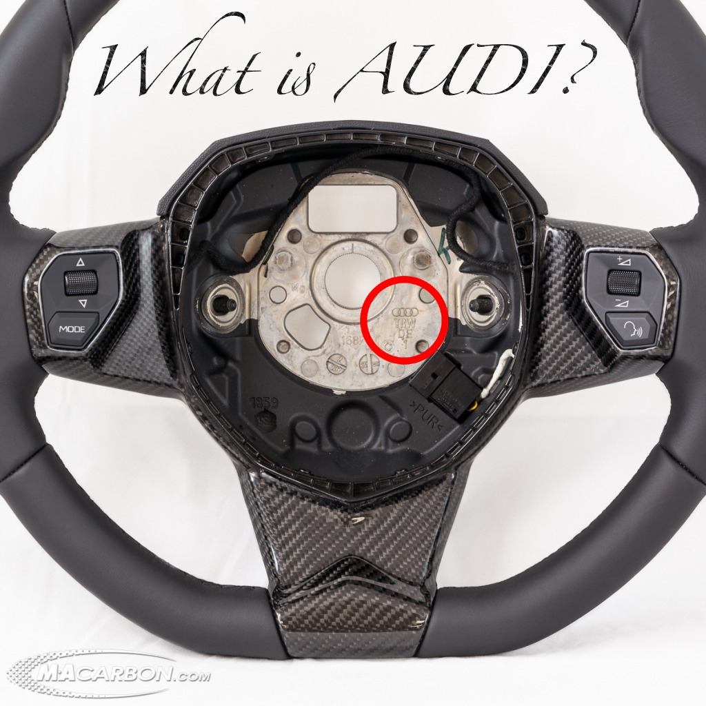 Lamborghini Aventador Uses Audi Steering Wheel: the Proof ...