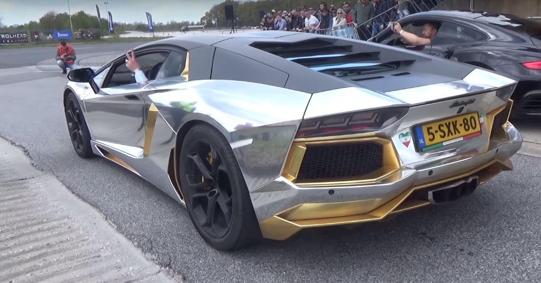 Lamborghini Exhaust Battle Aventador Vs Huracan Autoevolution