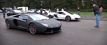 Lamborghini Aventador vs McLaren MP4-12C: Why Launch Control Matters [Video]