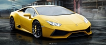 Lamborghini Cabrera (Gallardo Successor) Rendered into Reality
