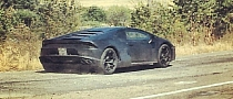Lamborghini Cabrera Spied Testing to Replace Gallardo