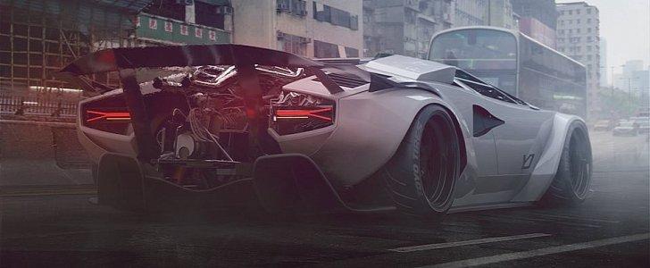 Super Cars - Cover