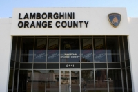 Lamborghini Orange County is now closed