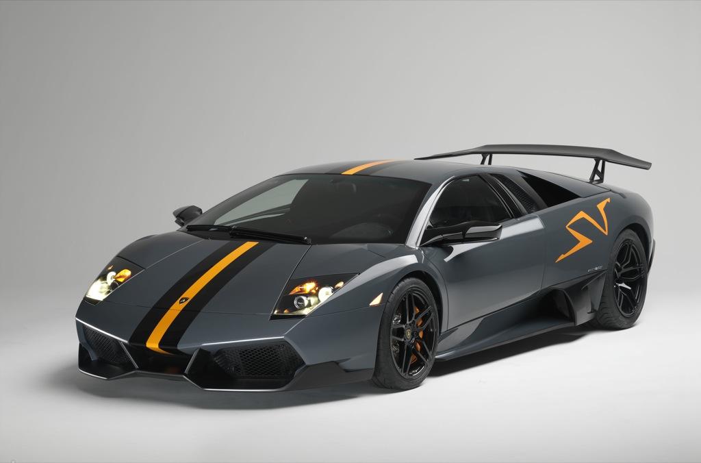 Lamborghini Debuts Murcielago Superveloce China Edition Autoevolution