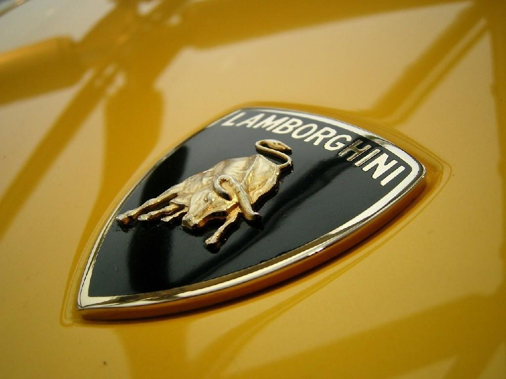 Image Of Lamborghini Car Logo Wallpapersimages Org