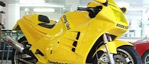 Lamborghini Design 90 Motorcycle For Sale