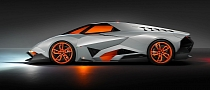 Lamborghini Egoista Concept Is the Car of the Half Century [Photo Gallery]