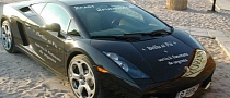 Lamborghini Gallardo Becomes a Hearse