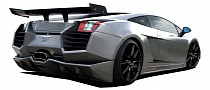 Lamborghini Gallardo Gets Reventon-Inspired Body Kit from Cosa Design
