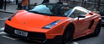 Lamborghini Gallardo Invidia 540 Wide Arch by Amari Supercars [Video]