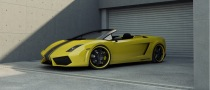 Lamborghini Gallardo LP 620 YarroW Unleashed