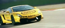 Lamborghini Gallardo LP570-4 Superleggera High Speed Ride [Video]