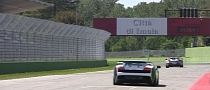 Lamborghini Gallardo LP570-4 Superleggera Thrashed Around Imola [Video]