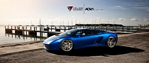 Lamborghini Gallardo Rides on ADV.1 Wheels