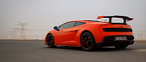 Lamborghini Gallardo Super Trofeo Stradale with Kreissieg Exhaust: Sound Explosion [Video]