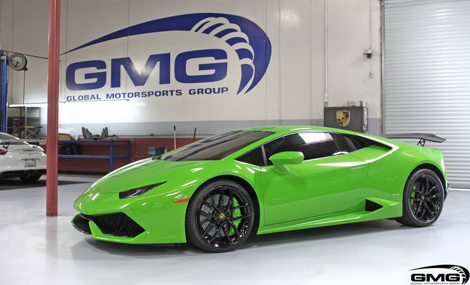 lamborghini huracan gets gmg racing exhaust for decibel bull run on the street autoevolution. Black Bedroom Furniture Sets. Home Design Ideas