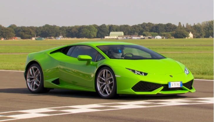 lamborghini huracan is faster than the aventador around the top gear test track autoevolution. Black Bedroom Furniture Sets. Home Design Ideas