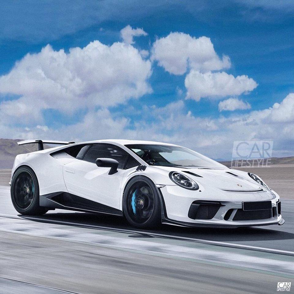 Porsche 911 Gts Engine: Mid-Engined Porsche 911 GT3 RS Is A Lamborghini Huracan